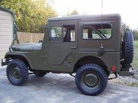 1955 Jeep CJ3B Overview