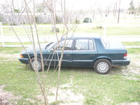 Picture of 1994 Plymouth Acclaim 4 Dr STD Sedan, exterior