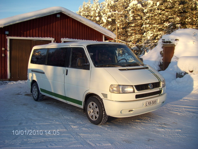 Picture of 1997 Volkswagen EuroVan