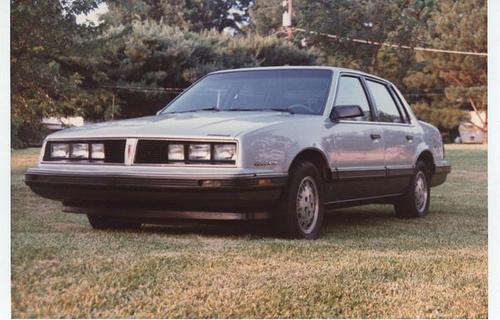 1984 Pontiac 6000