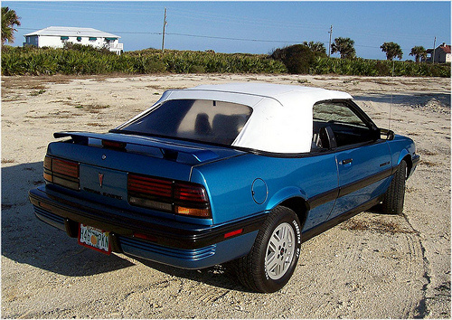 Picture of 1991 Pontiac Sunbird
