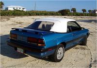 Picture of 1991 Pontiac Sunbird, exterior