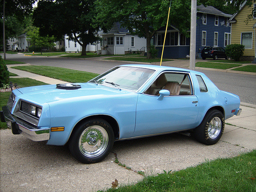 1977 Pontiac Sunbird Pictures Cargurus