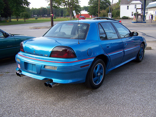 Pontiac Grand Am Pic X