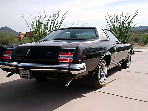 1973 Pontiac Grand Prix Overview Cargurus