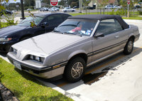 1984 Pontiac Sunbird Overview