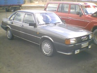 1984 Audi 80 Overview