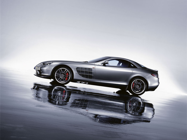 Picture of 2009 Mercedes-Benz SLR McLaren, exterior, manufacturer, gallery_worthy