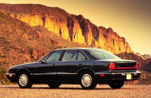 Picture of 1998 Oldsmobile Eighty-Eight 4 Dr LS Sedan