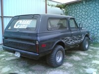 Picture of 1972 Chevrolet Blazer, exterior, gallery_worthy