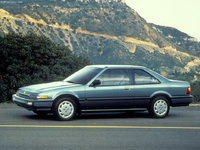 Picture of 1989 Honda Accord LX Coupe, exterior