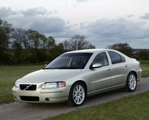 Picture of 2001 Volvo S60 2.4T
