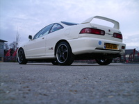 1998 Acura Integra Overview