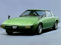 1978 Mazda RX-7 Overview