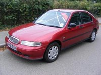 Picture of 1996 Rover 400, exterior, gallery_worthy