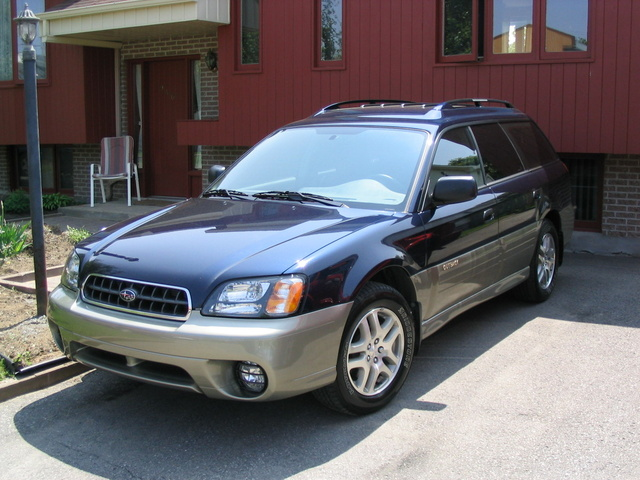 Picture of 2003 Subaru Outback Base Wagon, exterior, gallery_worthy