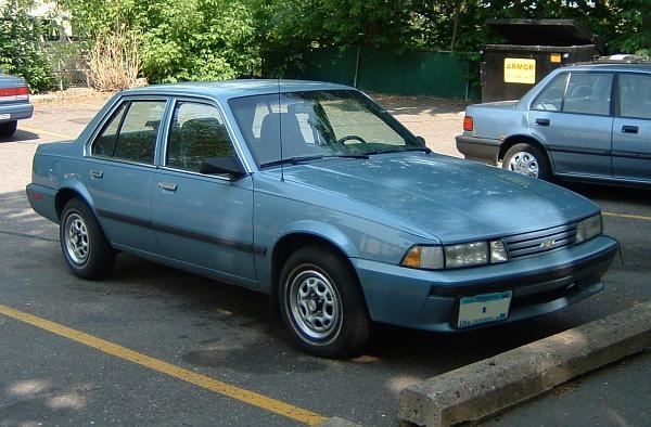 Picture of 1984 Chevrolet Cavalier, exterior, gallery_worthy