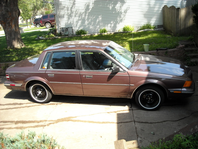 Picture of 1988 Buick Century, exterior, gallery_worthy