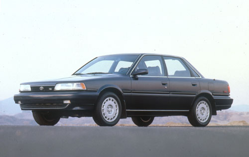 Picture of 1990 Toyota Camry DX AWD, exterior