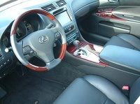 2010 Lexus GS 450h Base picture, interior