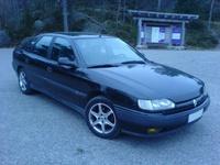 1993 Renault Safrane Overview