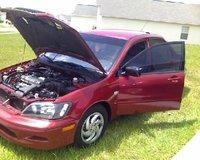 Picture of 2002 Mitsubishi Lancer ES, exterior, engine, gallery_worthy