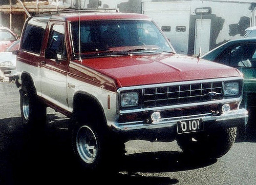 Ford Bronco II - Overview - CarGurus