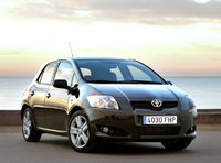 2007 Toyota Auris Overview