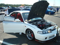 Picture of 1995 Honda Integra, exterior, interior, engine