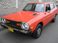 1976 Datsun F10 Overview