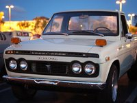 1970 Toyota Hilux Overview