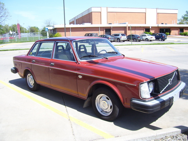 Picture of 1977 Volvo 240, exterior, gallery_worthy