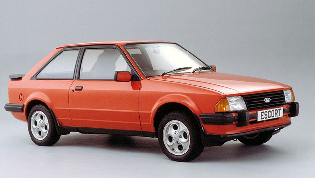 Picture of 1983 Ford Escort, exterior, gallery_worthy