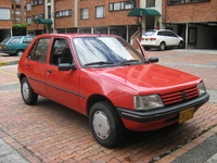 1995 Peugeot 205 Overview