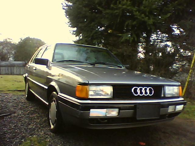 1987 audi 4000cs quattro system download wiring diagram1987 Audi 4000 Wiring #4