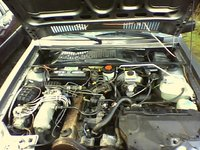 Picture of 1987 Audi 4000, engine, gallery_worthy