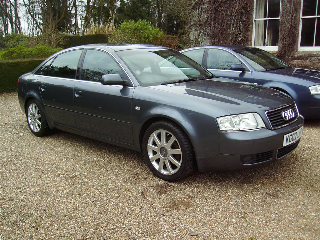 2002 Audi A6 Pictures Cargurus
