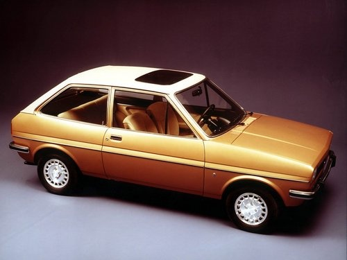Picture of 1981 Ford Fiesta