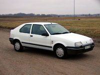 1991 Renault 19 Picture Gallery