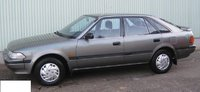 1989 Toyota Carina Overview