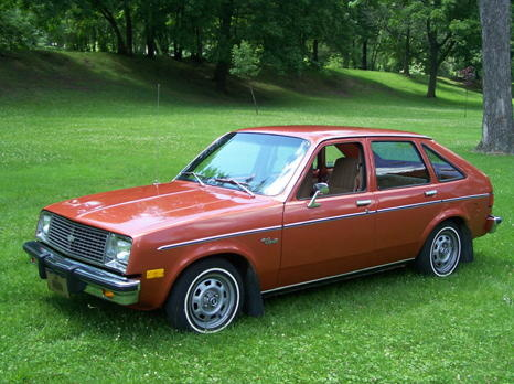 Picture of 1981 Chevrolet Chevette