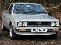 1981 Lancia Beta Overview