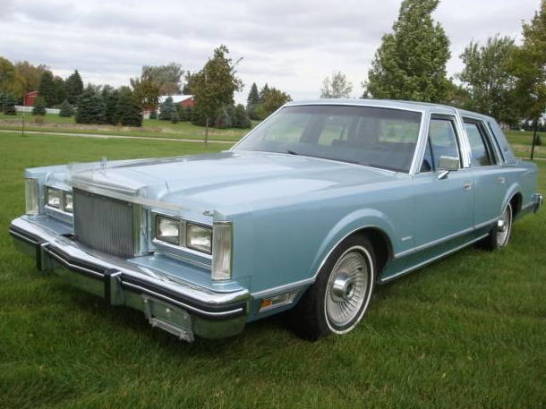 Picture of 1981 Lincoln Town Car, exterior, gallery_worthy