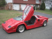 1989 Lamborghini Countach Overview
