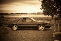 1987 Ford Mustang Overview