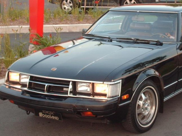 Picture of 1981 Toyota Supra 2 dr liftback, exterior, gallery_worthy