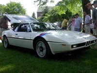 1981 BMW M1 Overview