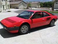 1981 Ferrari Mondial Overview