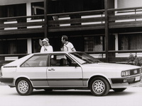 1981 Audi Coupe Overview