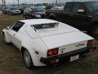 1981 Lamborghini Jalpa Overview
